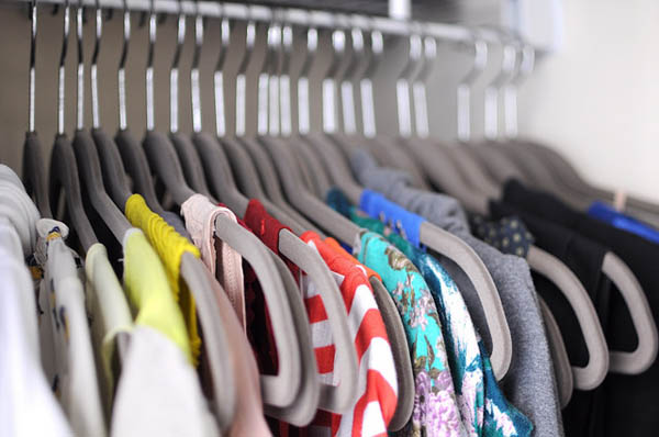 Organized Closet - Image Credit: https://www.flickr.com/photos/emilysnuffer/13728817133